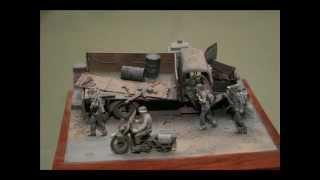getlinkyoutube.com-My Dioramas.
