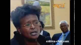 getlinkyoutube.com-Eritrean Merhaba Interview About daughter and Mother in one Prison Hazhaz - Eritrea TV