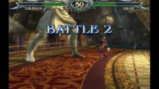 getlinkyoutube.com-Soul Calibur 3 - Colossus Play Through