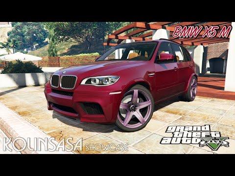 GTA 5 BMW X5 M