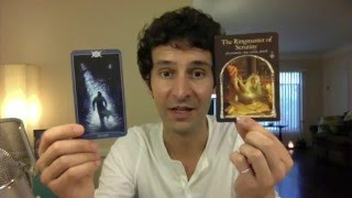 getlinkyoutube.com-PISCES February 2016 Extended Monthly Tarot Reading | Intuitive Tarot by Nicholas