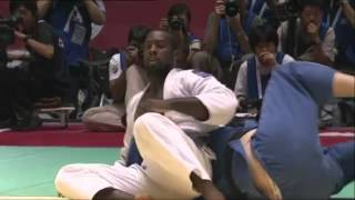 getlinkyoutube.com-TEDDY RINER - LE GÉANT - JUDO COMPILATION