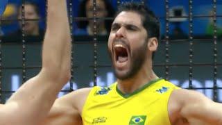 getlinkyoutube.com-FIVB 2015 World League Finals Highlights - USA vs Brazil Men's Volleyball