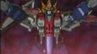 getlinkyoutube.com-TF Cybertron Starscream vs Primus (Rounds 1 & 2)