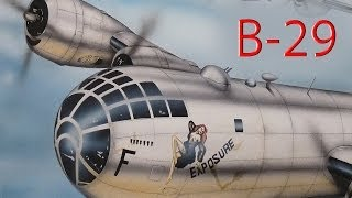 BOEING B-29 SUPERFORTRESS - Documentario Delta Editrice Ita