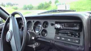 getlinkyoutube.com-Test driving my Ford Capri Automatic