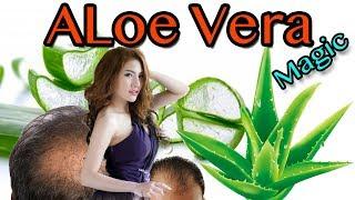 getlinkyoutube.com-Aloevera For Hair Growth
