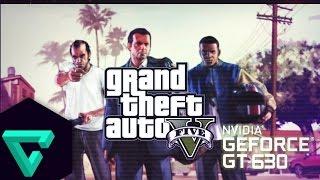 getlinkyoutube.com-Grand Theft Auto V   Gameplay ON GT630 2GB DDR3 [HD]