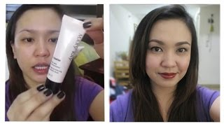 getlinkyoutube.com-Mary Kay TimeWise Matte-Wear Foundation First Impression Review!