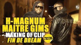Maître Gims - Fin de dream (Making of) (ft. H Magnum)