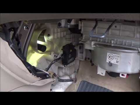 Где в Тойота Марк Х находится предохранитель обогрева зеркал