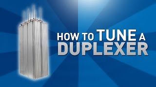 How To Tune A Duplexer