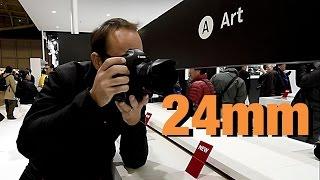 getlinkyoutube.com-Sigma 24mm Art - Hands on & image tests