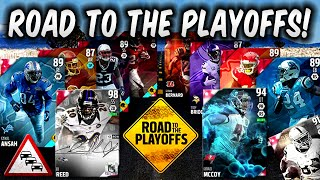 getlinkyoutube.com-MUT 16 ROAD TO THE PLAYOFFS! DUAL STYLES! ED REED! AMARI COOPER! TOM BRADY MADDEN 16 ULTIMATE TEAM