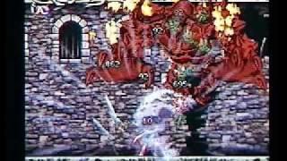 getlinkyoutube.com-Castlevania: DoS Boss Rush 1:22.50 (Menu edit)