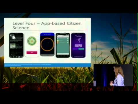 Citizen science: Chandra Clarke at TEDxChathamKent - YouTube
