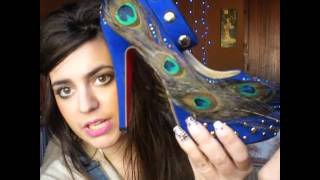 getlinkyoutube.com-Decorando  zapatos!! vol.II