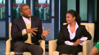 The Oprah Winfrey Show - Interview with Queen of Pop Janet Jackson (2010) (Part 2)