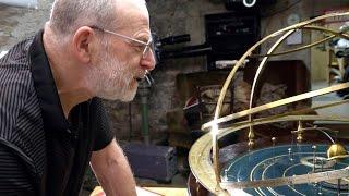 getlinkyoutube.com-Restoring the Grand Orrery - Short Documentary
