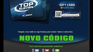 getlinkyoutube.com-NOVO CÓDIGO NO TOP ELEVEN
