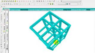 Analysis & Design of RCC Building using STAAD Pro