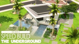 getlinkyoutube.com-The Sims 4 - Speed Build - The Underground