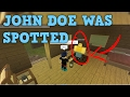 *SCARY* INSANE FOOTAGE OF JOHN DOE FOUND ON ROBLOX GAME!!!