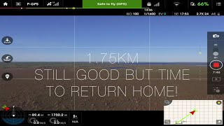 getlinkyoutube.com-DJI Phantom 3 Standard : Range Test 1.75Km