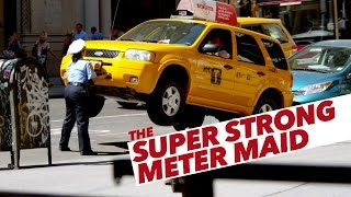 getlinkyoutube.com-The Super Strong Meter Maid
