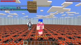 getlinkyoutube.com-มินิเกม TNT Run - Minecraft PE [AppleCraft Network] : ขอเล่นสัก 5 วิได้ไหม..