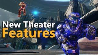 getlinkyoutube.com-New Halo 5 Theater Features