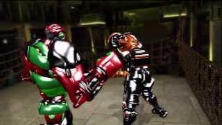 getlinkyoutube.com-Rampage vs Jupiter