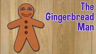 getlinkyoutube.com-The Gingerbread Man - Animated Fairy Tales for Children