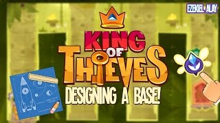 getlinkyoutube.com-King Of Thieves: How To Make The BEST Defence