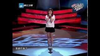 getlinkyoutube.com-The Voice Of China ! Never thought someone shall sing like that!