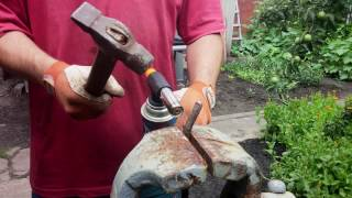 getlinkyoutube.com-Изготовление струбцин для склейки мебельных щитов своими руками
