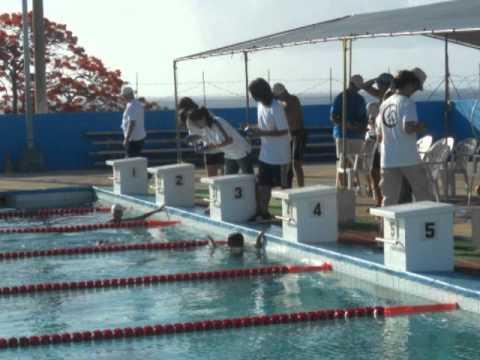 swim meet in saipan