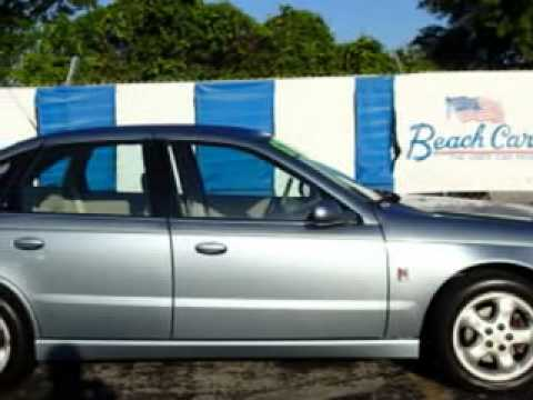 2003 Saturn L200 Beach Cars West Palm Beach, FL 33409