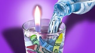 getlinkyoutube.com-DIY CANDLES WITH WATER INSIDE, OMG!
