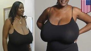 تيكسان كاريشا مارك تجري عملية تصغير لثدييها الضخمان