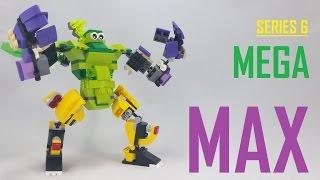 getlinkyoutube.com-LEGO MOC | How To Build/Instructions | Series 6 MegaMAX