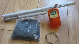 getlinkyoutube.com-Make a Bolt Action BB Gun -  EASY