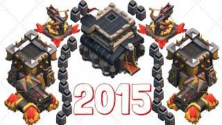 getlinkyoutube.com-Clash Of Clans [  BEST TH9 Farming Base 2015  ]