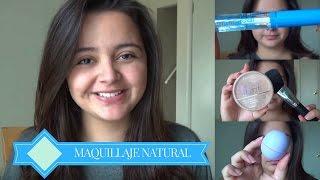 getlinkyoutube.com-Maquillaje Natural y Fácil Para La Escuela ♥ LOLA