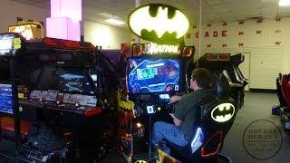 getlinkyoutube.com-BATMAN Arcade Review - Arcade Heroes