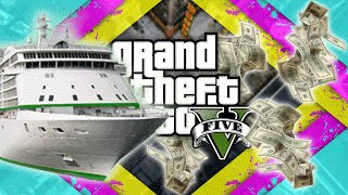 getlinkyoutube.com-SUPER DUUR SCHIP GEKOCHT! | GTA 5 PC Online FUN
