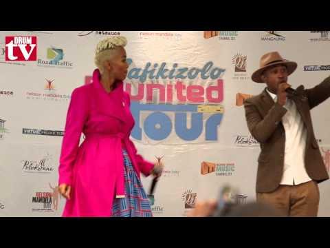 Mafikizolos tribute to Madiba: Asimbonanga