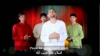 city of  Medina zain bhikha-المدينة المنورة زين بيكا مترجم