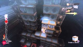 getlinkyoutube.com-Catherine - Stage 4-2 - Boss: The Child [Gold - Normal]