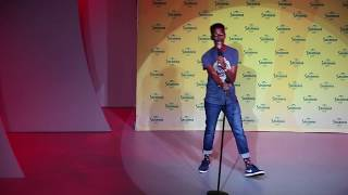 Bongani Dube Live at the Goliath Comedy Club